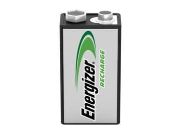 Recharge Power Plus 9V Battery R9V 175 mAh (Single)